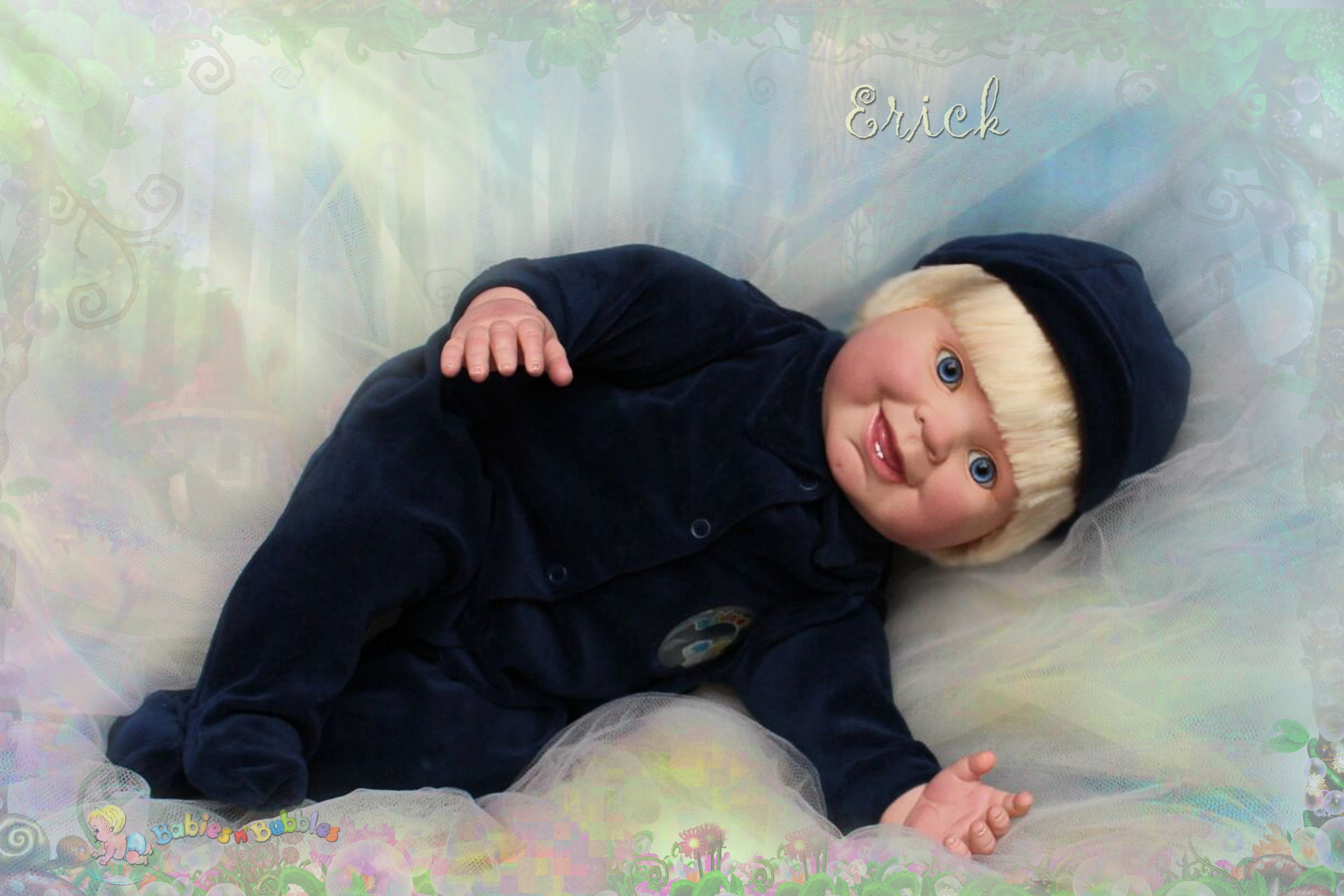 bebe reborn Erick-1