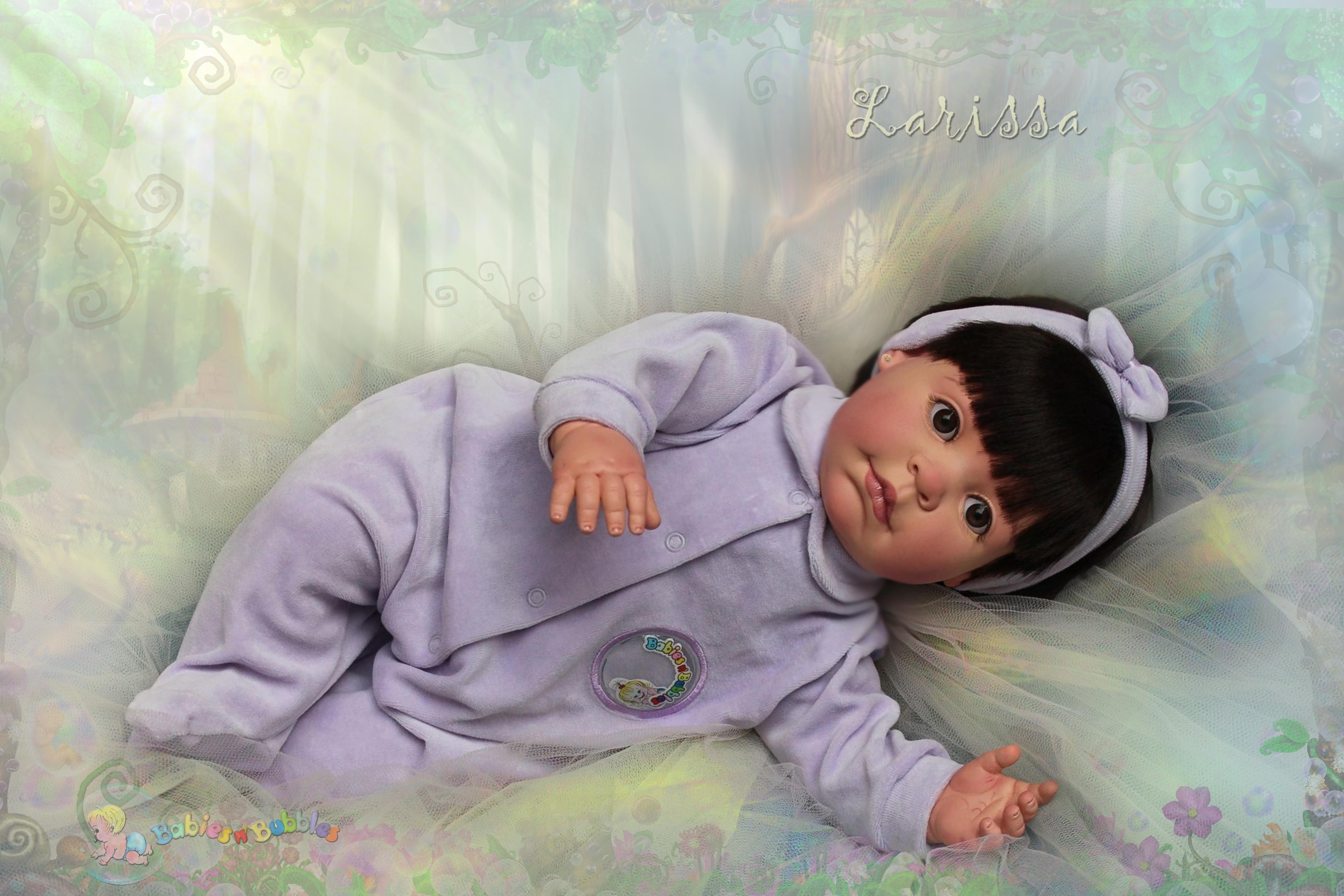 bebe reborn Larissa-1